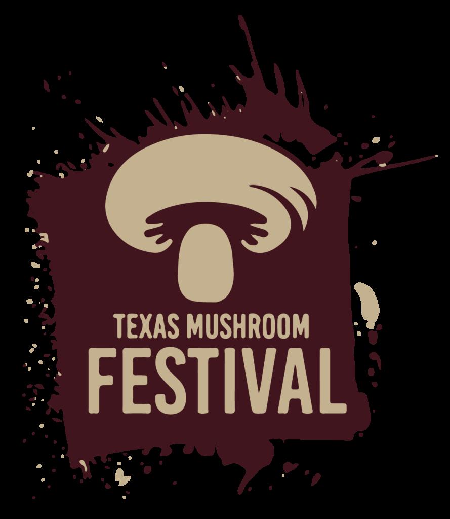 Mushroom Festival Logo